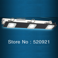 480mm Led mirror light 9W bathroom wall lamp dressing table bathroom lamp makeup mirror light lamp stainless steel  LED lighting