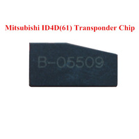 Free Shipping Mitsubishi ID4D(61) Transponder Chip 10pcs/lot