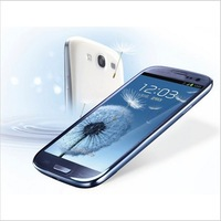 MTK6577 Dual Core SmartPhone Real 1:1 Galaxy S3 I9300 4.8inch 960*540 Single SIM Android 4.1.9 Jelly bean Phones Free Shipping