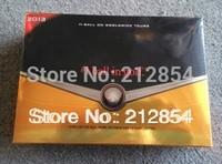 Free ship 2013 10 dozen/lot  TlTLEIST  120 golf ball balls with box
