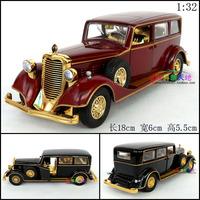 1set 18x6x5.5cm Cute Gold Color Luxury Car to car Webworm Plain Alloy Car Model Black Red Color High Quality Free Ship Boys Toys