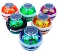 DHL Free shipping China manufacturer Wrist ball with LED lights and speed meter Powerball