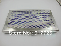 Big instrument disinfection box with stainless steel orifice + silica gel pad