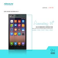Genuine Brand Nillkin Amazing H+ Nanometer Anti-Explosion Tempered Glass screen protector for Xiaomi Miui M3 Mi3