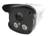 IPS 720P H.264 Waterproof 2.8-12mm Varifocal Zoom Outdoor 2pcs Array LED IP Bullet Security Cameras With POE (IPS-615B)