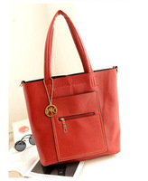 2013 Free shipping new fashion PU bag women handbag women brand bags women,  WKBFL01