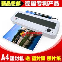 Quality laminator a4 laminating machine ol10 laminator photos sealed plastic machine plastic film