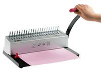 Comb binding machine gd3000 10 fishing 21 plastic aprons punching machine a4 text binding machine