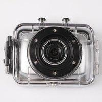 1pc/lot 2014  Sport Camera  Outdoor Action Camcorder DV Helmet Waterproof HD Mini HD Camera Travel Camcorder  750373