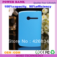 100% Capacity 8400mAh Power Bank With Li-18650 Battery IC Protected LED Function Cell Phone Charger