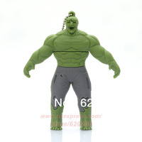 Freeshipping  Genuine Cartoon Hulk Monster USB Flash Drive Pendrive USB Stick  2g/4g/8g/16g/32g