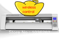 24 inch Wireless Control red dot cutting plotter TS24WXL , USB Servo Motor car sticker cutter plotter vinyl cutter with contour