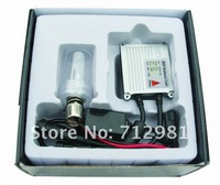 Super Bright 12V 35W Motorcycle HID Xenon Headlamp H6 Socket hi/lo Beam Bulb And hid ballast 4300K-30000k