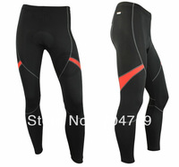 Mountain bike Men's Cycling MTB bike bicycle racing Pants Padded Bike Bicycle Tights Pants M-XXL FREE SHIPPING