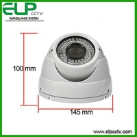promotion price zoom focus sharp ccd waterproof vandal resist dome camera