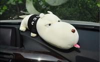 Free shipping Long mouth dog car charcoal bag  odor deodorizing active  bamboo bag car ornaments