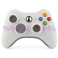 White Wireless Controller for Xbox360