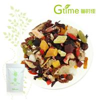 green fruit tea 150g/bag  premium flower  beauty and health care fruit flower tea womens tea for beauty Free shipping