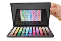 8.19 Promotion Pro 88 Full Color Eye shadow Palette Natural  Matte Warm Color Eye Makeup Tool Set