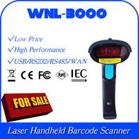tablet pc WNL-3000 SR 1D Laser Handheld  bar code Barcode Reader Scanner Data Collector RS232 Port