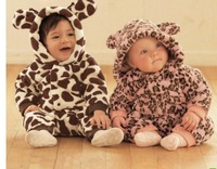 Free shipping 100% cotton children's clothing baby newborn bodysuit for Baby girls boys Kids