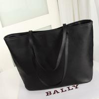 Vintage 2013 big bags fashion fashionable casual fashion women's handbag female bags