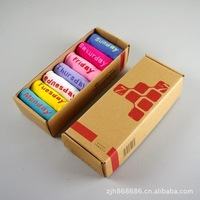 new 2013 free shipping Colorful women's week socks 7 shuangyi boxed socks
