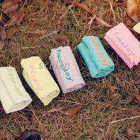 new 2013 free shipping Letter week  colorful sock women's sock slippers  cotton sock single