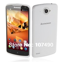 SG Freeshipping Lenovo S920 Quad Core MTK6589 1.2GHz 1G RAM 4G ROM Dual Camera Android 4.2 5.3'' IPS HD Screen Russian Spanish
