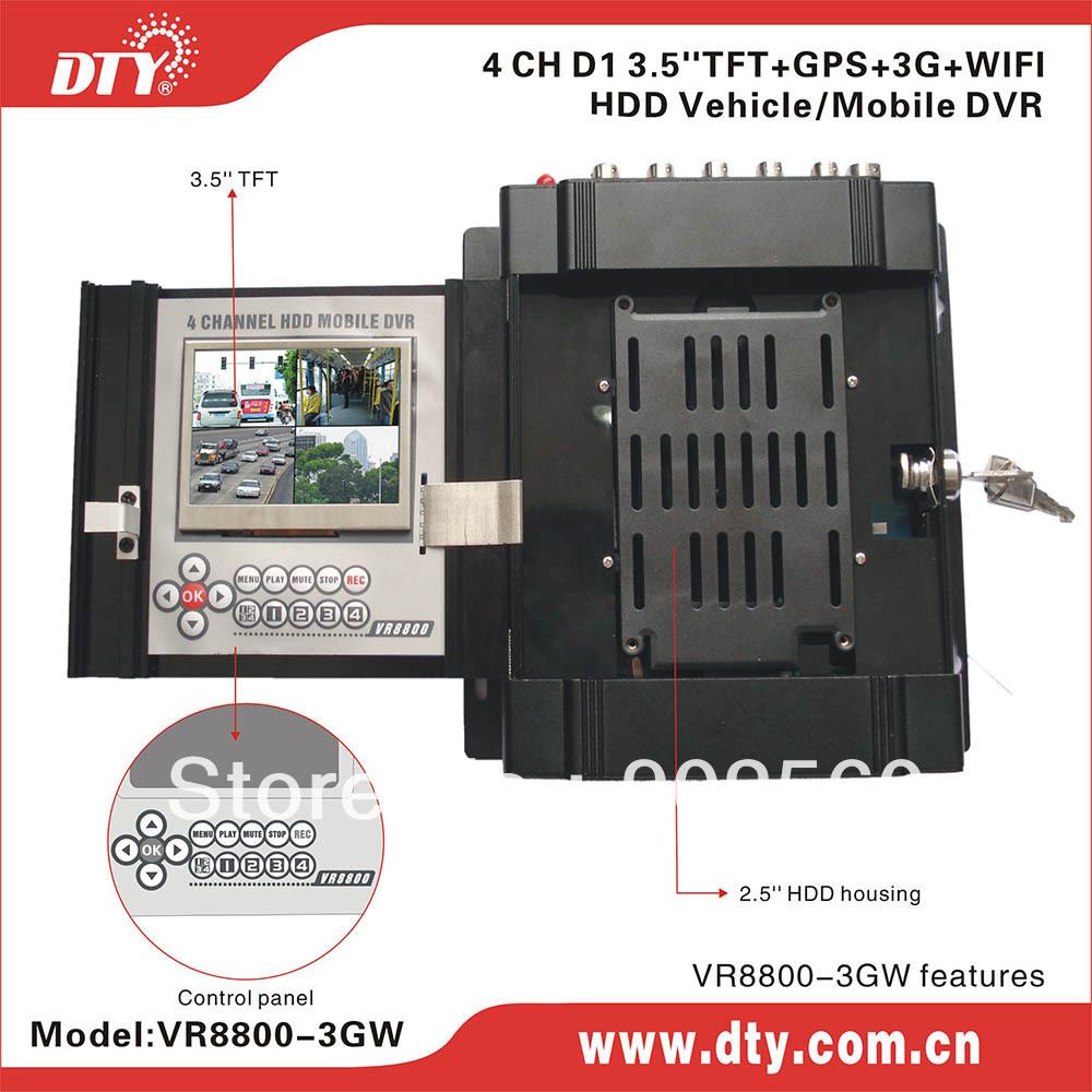 4ch full d1 hdd h264 cctv dvr client(China (Mainland))