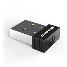 New USB Mini WiFi Wireless Adapter WI-FI Network Card 802.11n 150M Networking WI FI Adapter Free Shipping Wholesale CF-WU715N(China (Mainland))