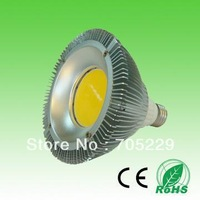 Free Shipping Par38 15W E27 COB LED Spotlight