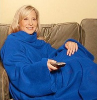 Hotsale-Snuggie blanket TV blanket sleeve blanket Free Shipping by china post air