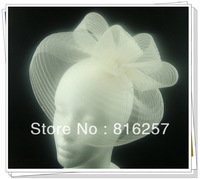Free shipping   high quality fascinator hats,nice bridal hair accessories/ party hats/wedding hats FS103