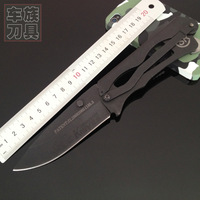 Outdoor tool folding knife