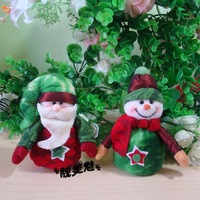 Christmas tree hangings Christmas decoration supplies home decoration accessories christmas gift jushi