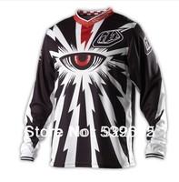 Hot sale! Free shipping 2013 Troy Lee Designs TLD Racing T-shirt sports Cycling jersey Motorcycle shirt Cycling shirt E2k