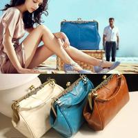 2014 Women Messenger Bag Totes Brand Shoulder Bag Women  Handbags Fashion Evening Handbag Free Shipping Design Package WB3051
