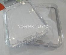 popular plastic show box