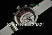 Free Shipping WELDERING K-24 Series Specail Men Watch, Stainless Steel Men's Men Wristwatches,Round shape, silver.