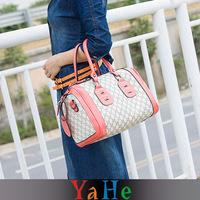 2014 New Women Messenger Bags Fashion Evening Handbag Ladies Casual  Totes Brand Shoulder Bag  Free Shipping Desigual Package