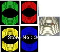 "14-18"" Wheel Reflective Car Motorcycle Rim Sticker,WHEEL Rim Stripe Decal sticker,Waterproof Rim Sticker"