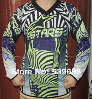 Free shipping Motorcycle jersey off road MTB ATV t-shirt knight jersey motorbike motorcross jersey FK09