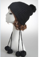 Whole rabbit fur popular millinery hat ty80042