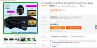 Best sale! Portable adjustable power source