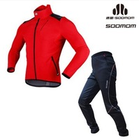 Lance sobike autumn and winter men's thermal long-sleeve top ride cycling clothing tyranids
