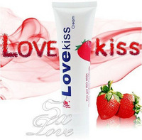 100ml Hot kiss lubricating strawberry cherry aroma  lubricant  oral sex luricant Freeshipping