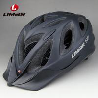 Limar 575 one piece bicycle helmet mountain bike ride bicycle safety helmet