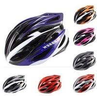 Essen h-a99 ride helmet bicycle mountain bike road bike helmet ultra-light one piece 24