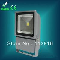 10pcs/lot led flood light 100w led waterproof outdoor street light projector led 110lm/w garden landscape lighting